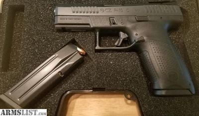 For Sale: CZ P10c - Black