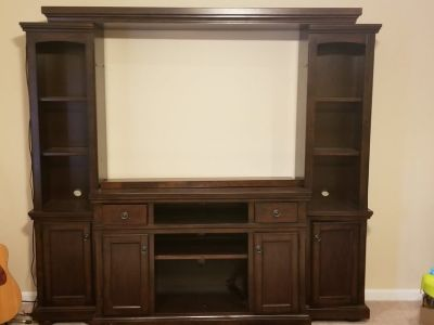 Entertainment center for your living room