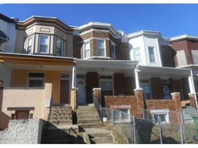3 Bed 1 Bath Foreclosure Property in Baltimore, MD 21215 - Cottage Ave