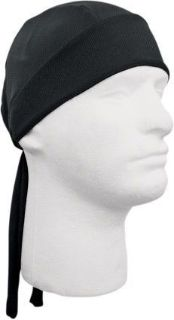 Purchase Schampa Adult Black Coolskin Headwrap motorcycle in Ashton, Illinois, United States, for US $14.95