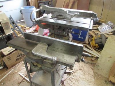 Delta-Rockwell TCS-203 table saw/jointer mfg 194