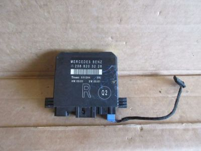 Find OEM 98 99 00 01 02 MERCEDES CLK320 CLK430 CLK55 LOCK CONTROL MODULE FACTORY OEM motorcycle in Brush Prairie, Washington, United States, for US $39.00