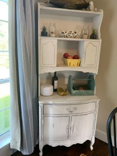 Cute dining hutch