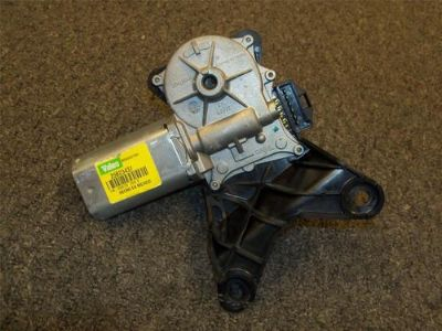 Purchase 2007-2011 OEM CADILLAC ESCALADE CHEVY SILVERADO 1500 REAR WIPER MOTOR 25923437 motorcycle in Bixby, Oklahoma, US, for US $149.99