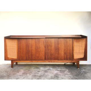 Custom Stereo Cabinet - Vintage Mid Century