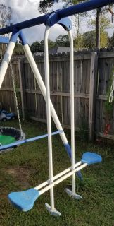 Seesaw Replacement Piece for Swing set