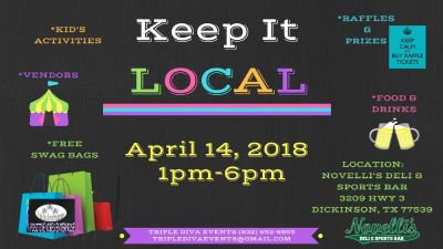 Keep It Local (Pop-Up Market)