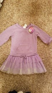 Youngland sparkly tunic top size 6