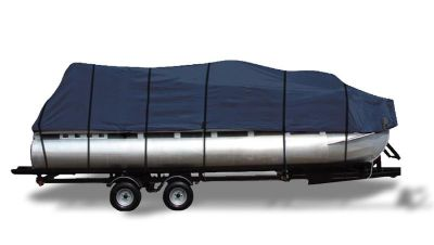 Purchase Pontoon Boat Cover 17'-20' Weather Proof 600D UV Waterproof Boat Cover New motorcycle in Rancho Cucamonga, California, US, for US $79.95