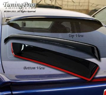 Sell JDM Rear Visor Roof Spoiler WindShield Deflector Nissan 240SX S14 95 96 97 98 motorcycle in La Puente, California, US, for US $49.00
