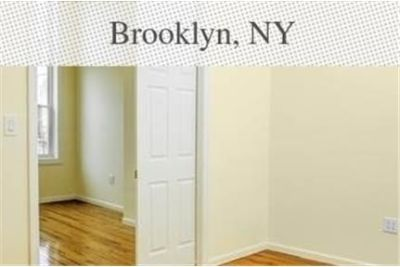 Newly renovated bright one bedroom, can fit a king bed.