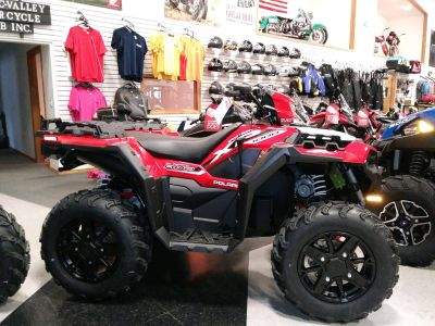 2018 Polaris Sportsman XP 1000 Utility ATVs Adams, MA