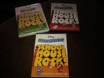 School House Rock dvds