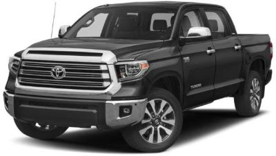 2019 Toyota Tundra Limited CrewMax 5.5' Bed 5.7L