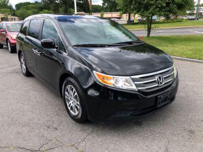 2012 Honda Odyssey EX-L (Crystal Black Pearl)