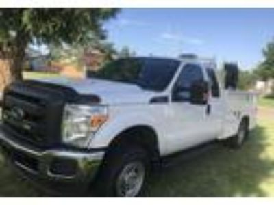 2012 Ford F250-Super-Duty Truck in Woodward, OK