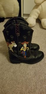 Toy Story cowboy boots