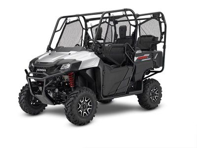 2017 Honda Pioneer 700-4 Deluxe Side x Side Utility Vehicles South Hutchinson, KS