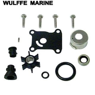 Buy Water Pump Impeller Kit Johnson Evinrude 9.9 15 hp-See chart-Rplc 391698 18-3400 motorcycle in Mentor, Ohio, United States, for US $29.99