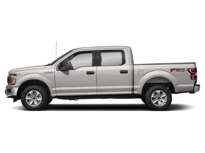 2019 Ford F-150 4WD SuperCrew Box (White Platinum Metallic Tri-Coat)