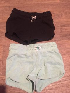 XS cat and jack shorts