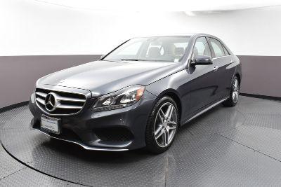 2015 Mercedes-Benz E-Class E350 4MATIC Luxury (gray)