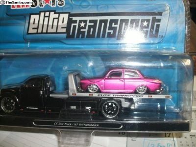 Tow Truck/67 VW Notchback