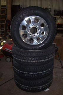 Find GMC Sierra 2500HD wheels and tires motorcycle in Maquoketa, Iowa, US, for US $2,625.00