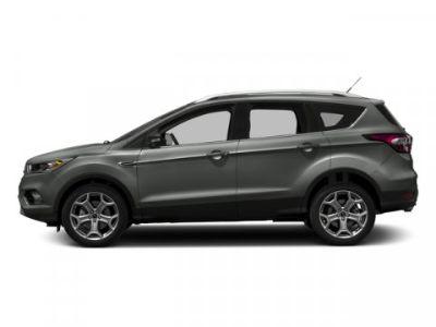 2018 Ford Escape Titanium (Magnetic Metallic)