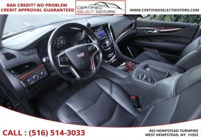 2015 Cadillac Escalade ESV 4WD 4dr Premium (Dark Granite Metallic)