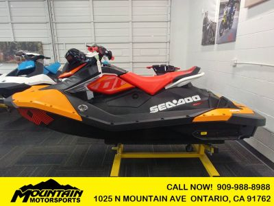 2019 Sea-Doo Spark Trixx 2up iBR + Sound System PWC 2 Seater Ontario, CA