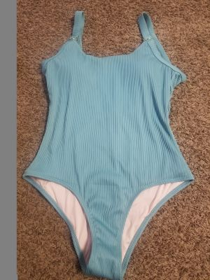 Size large womens bathing suit. Brand new.