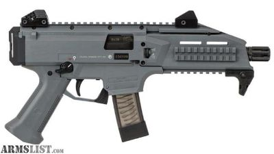 For Sale: New CZ Scorpion Evo 3 S1