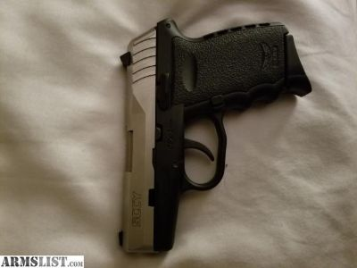 For Sale: Sccy 9mm CPX-2
