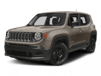 2016 Jeep Renegade Sport (Black)