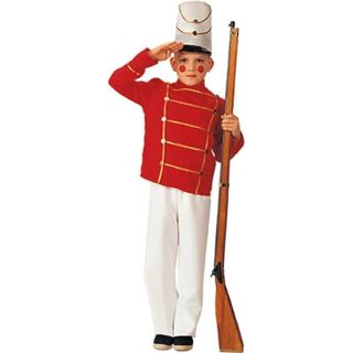 Children s Small Wooden Soldier Costume