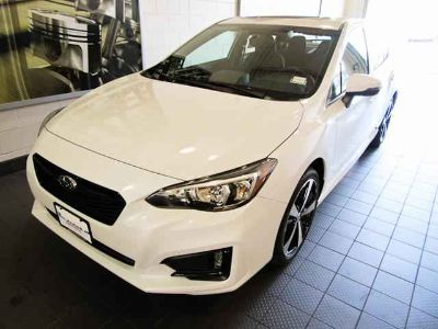 New 2017 Subaru Impreza 2.0i 4-door CVT