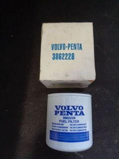 Buy Volvo Penta Stern Drive New OEM Fuel Filter 3862228 SX 3.0L,4.3,5.0,5.7,5.8,8.2L motorcycle in Seminole, Florida, United States, for US $9.99