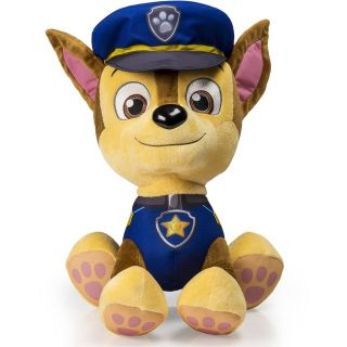"17"" Paw Patrol Jumbo Size Plush Pup Chase Stuffed Animal Toy"