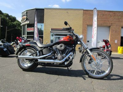 2008 Harley-Davidson Softail Night Train Cruiser South Saint Paul, MN