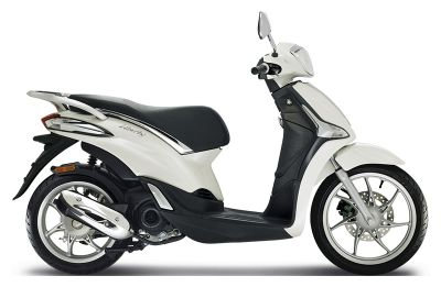 2019 Piaggio Liberty 50 iGet ei Scooter Saint Charles, IL
