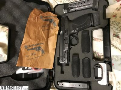 For Sale: M&P 9mm compact 15rd