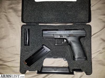 For Sale: CZ P10C 9mm