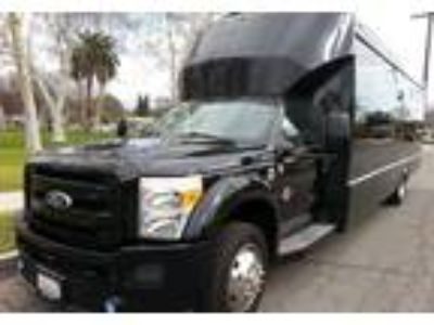 2011 Ford F550-Party-Bus Truck in Burbank, CA