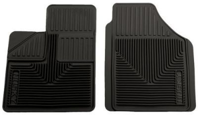 Purchase Husky Liners Front BLACK Floor Mat for 1991-2007 Chrysler Town & Country motorcycle in Ogden, Utah, United States, for US $67.95