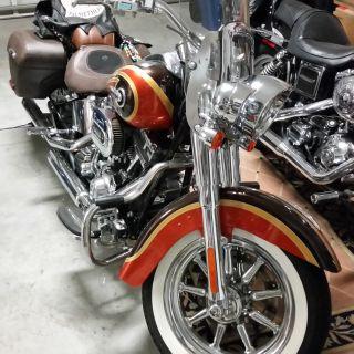 2014 Harley-Davidson SOFTAIL CVO DELUXE