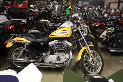 2005 Harley-Davidson Sportster XL 1200 Roadster Sport Motorcycles Franklin, OH