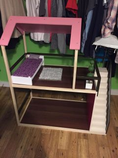 Our Generation wooden dollhouse
