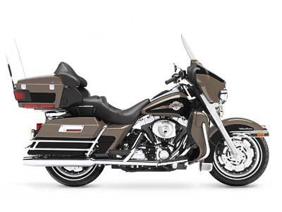 2005 Harley-Davidson FLHTCUI Ultra Classic Electra Glide Touring Motorcycles Temecula, CA