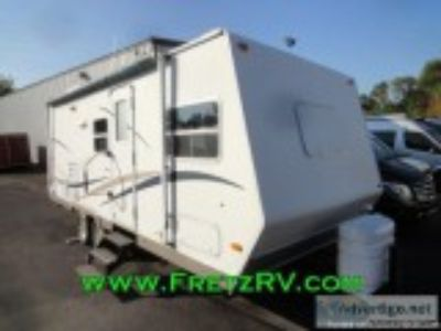 Used R Vision Trail Bay BHDS Travel Trailer RV for Sale C